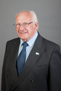 Councillor George Walton