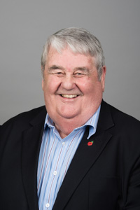 Councillor Gordon Baxendale