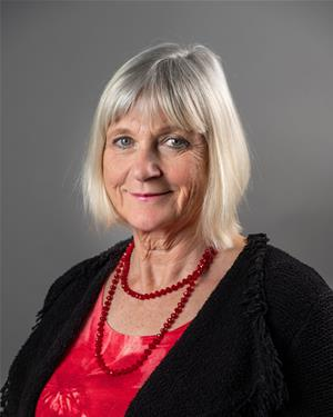 Councillor Marilyn Houston